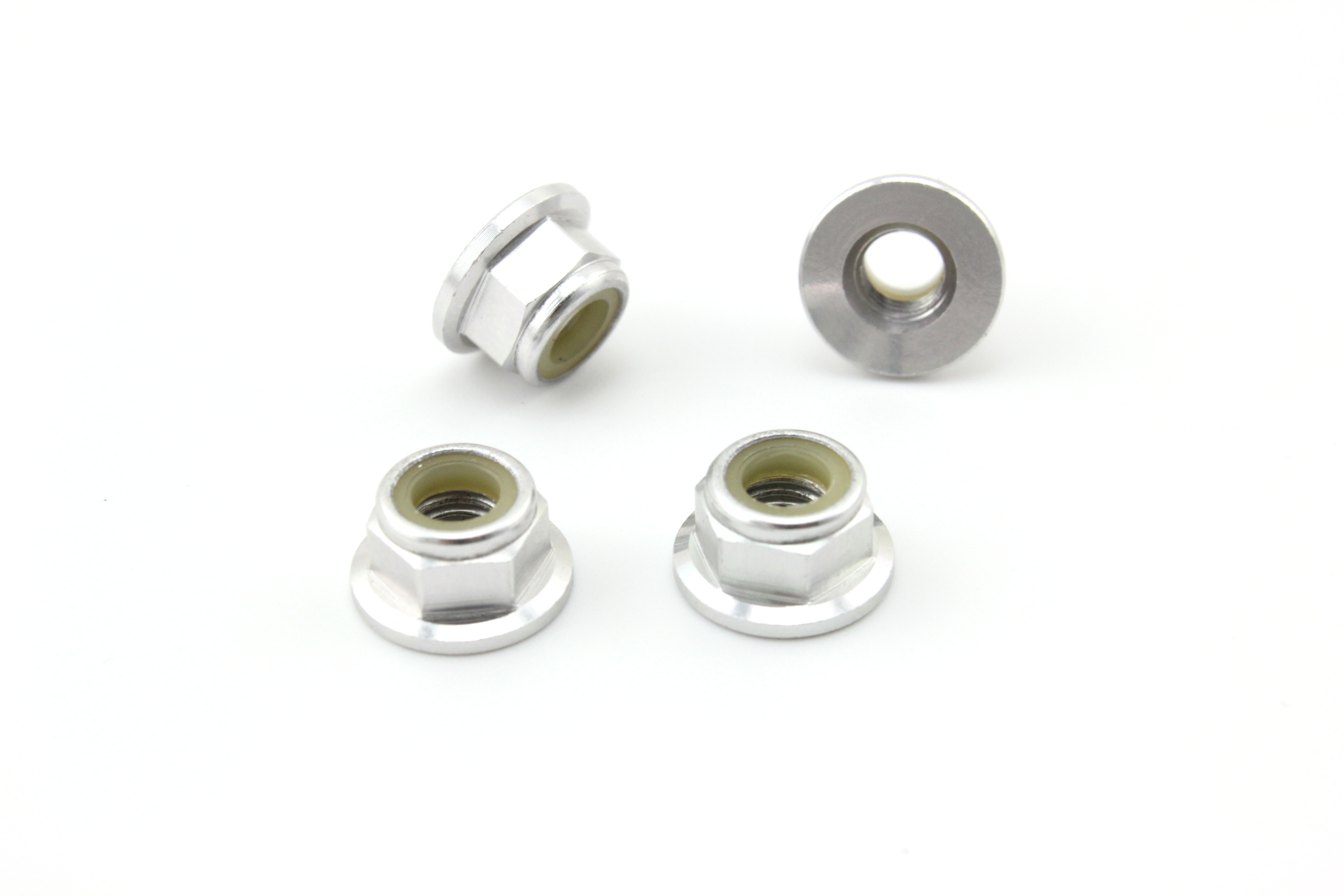 M5 Locknut (7075 ALU) 4pcs
