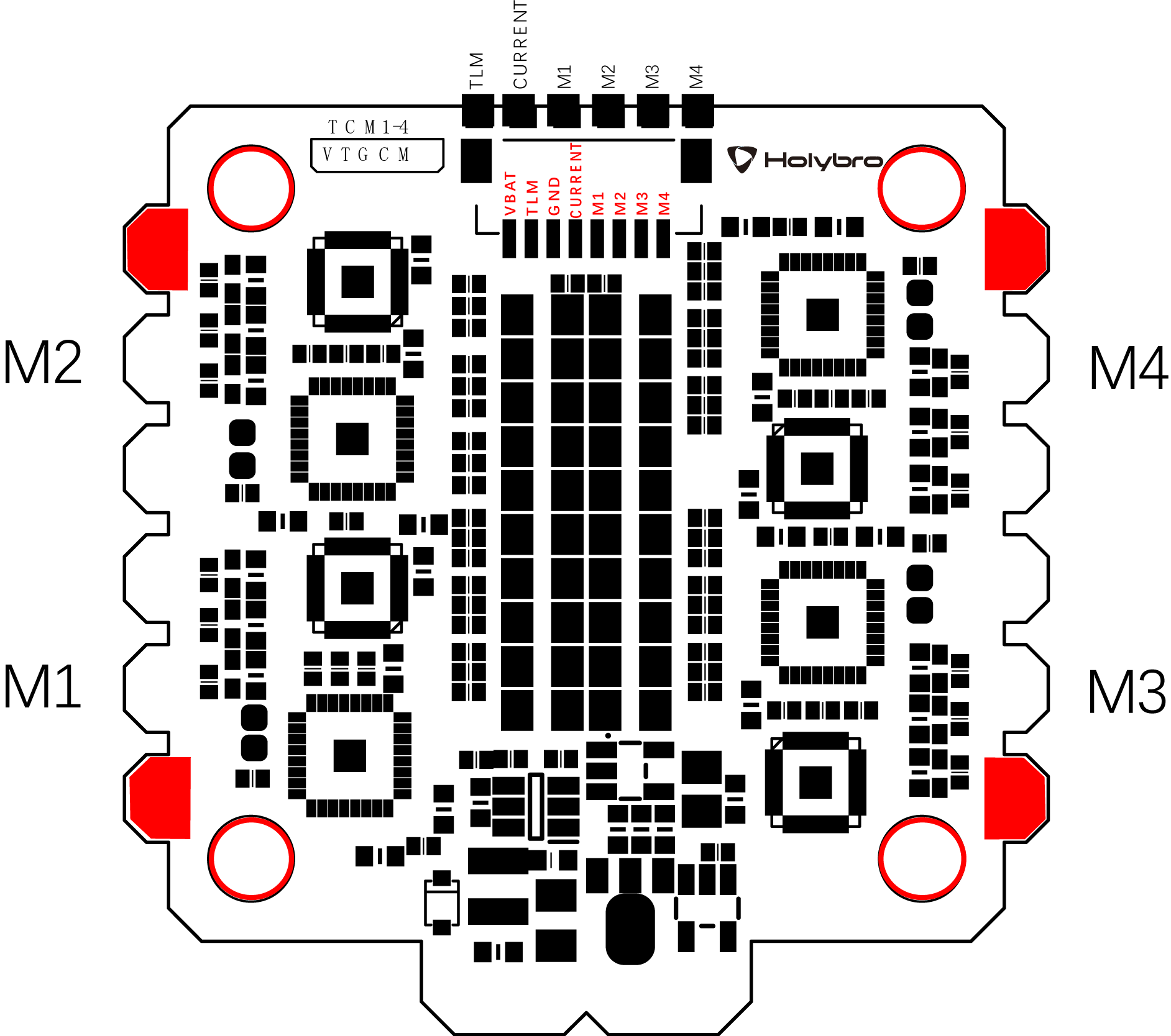 tekko32f3 metal 4in1 esc 65a