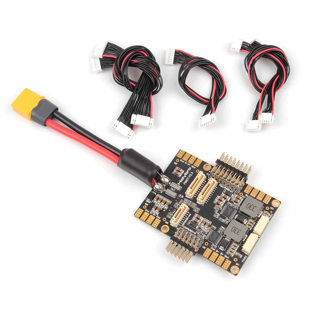 Pixhawk 4 Power Module (PM07)